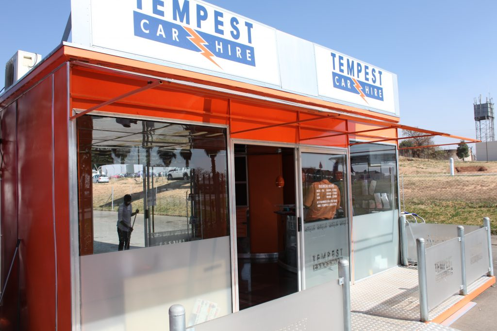 Tempest Car Hire Get Travelling