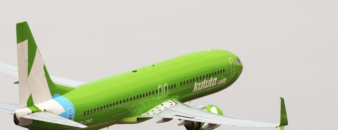 Kulula Airlines Get Travelling